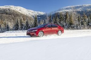 Lexus Kar Sürüşü Araçlar Kanvas Tablo
