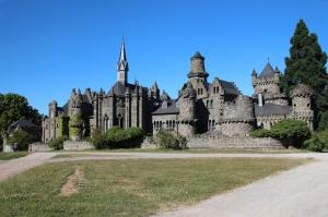Lion Castle Kassel Unesco Dünya Kültür Mirasları Kanvas Tablo