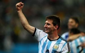 Lionel Messi Arjantin Futbol Spor Kanvas Tablo