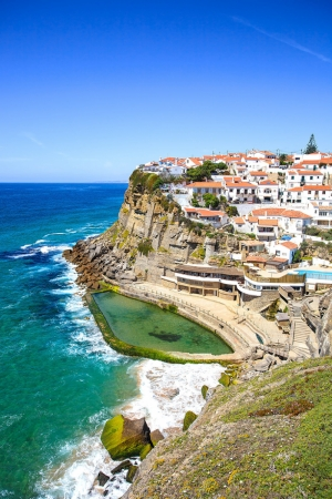 Lisbon Portekiz Doğa Manzaraları Kanvas Tablo
