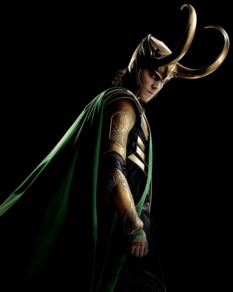 Loki Marvel Kanvas Tablo