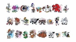 Looney Tunes Kahramanları Bebek & Çocuk Dünyası Kanvas Tablo