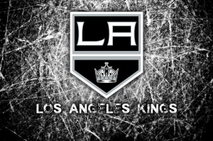 Los Angeles Kings Afiş Poster Spor Kanvas Tablo