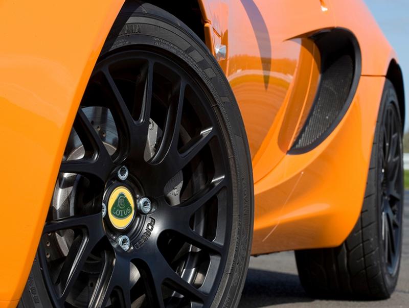 Lotus Elise Otomobil Araçlar Kanvas Tablo