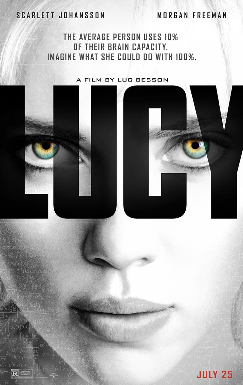 Lucy Afiş Kanvas Tablo