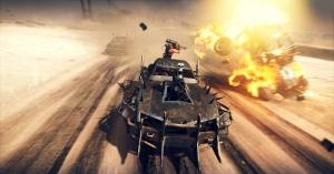 Mad Max 2 Sinema Kanvas Tablo