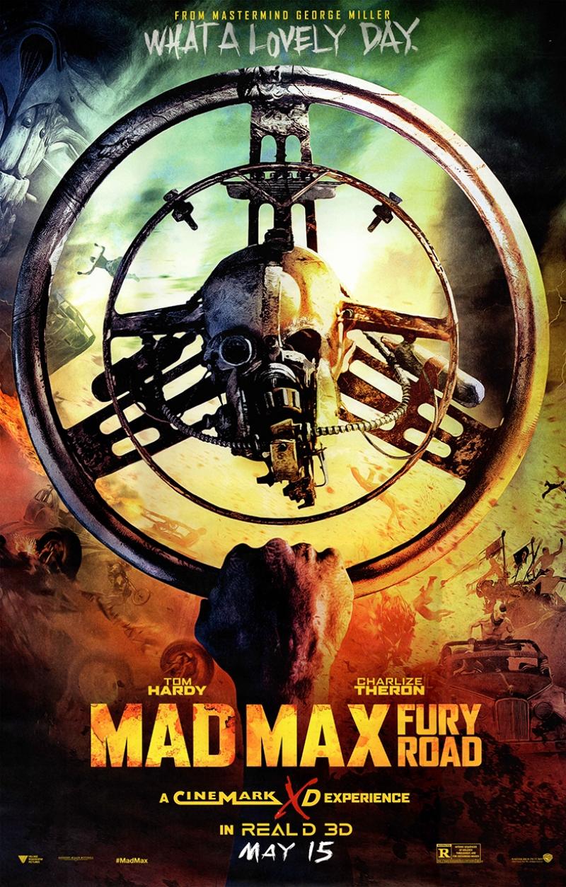 Mad Max Kanvas Kanvas Tablo 3