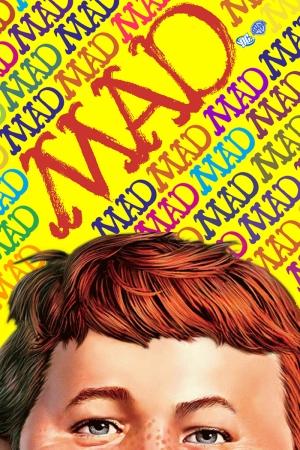 Mad Poster Popüler Kültür Kanvas Tablo