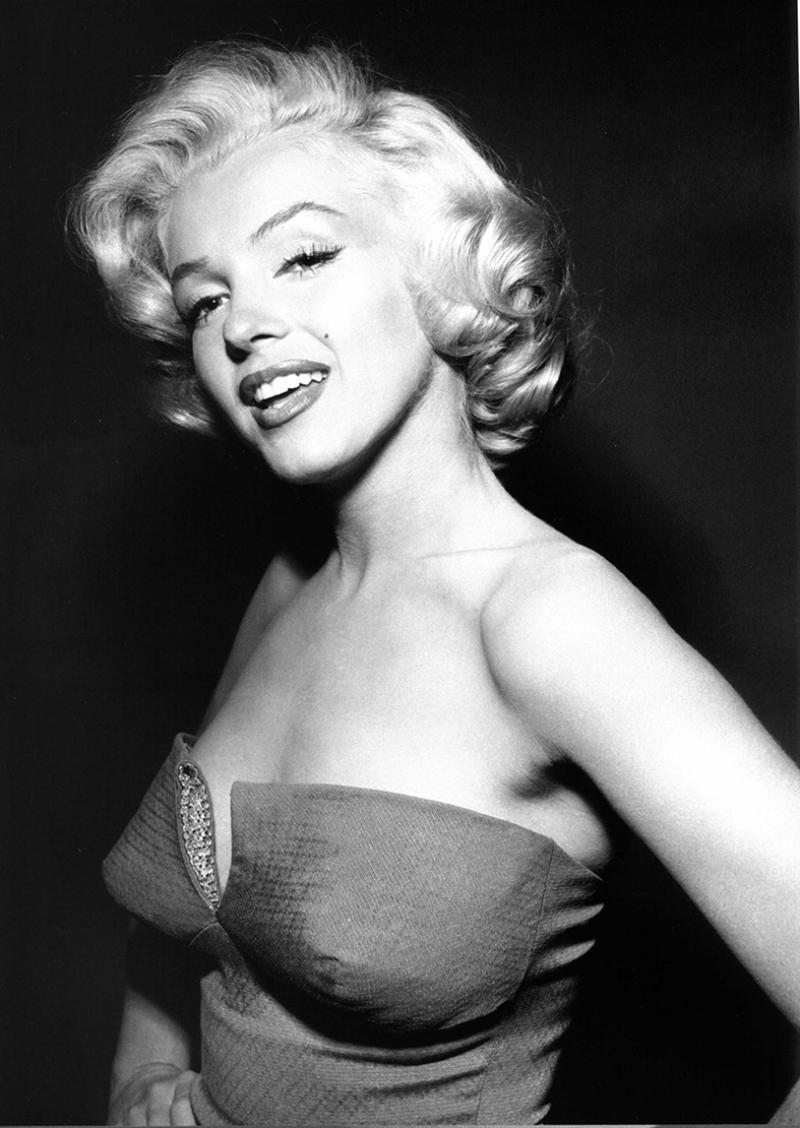 Marilny Monroe 4 Popüler Kültür Kanvas Tablo