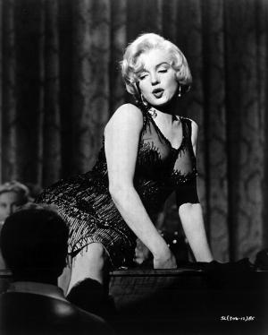 Marilyn Monroe Aktris Ünlü Yüzler Kanvas Tablo