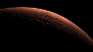 Mars Yüzeyi Dünya & Uzay Kanvas Tablo