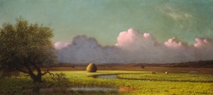 Martin Johnson Heade Yağlı Boya Sanat Kanvas Tablo