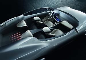 Maserati Alfieri Spor Otomobil Araçlar Kanvas Tablo