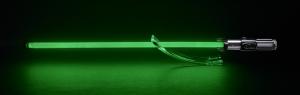Master Yoda Işın Kılıçı Star Wars Kanvas Tablo