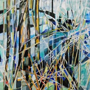 Mauro Caboni Duran Su Klasik Sanat Eserleri Kanvas Tablo