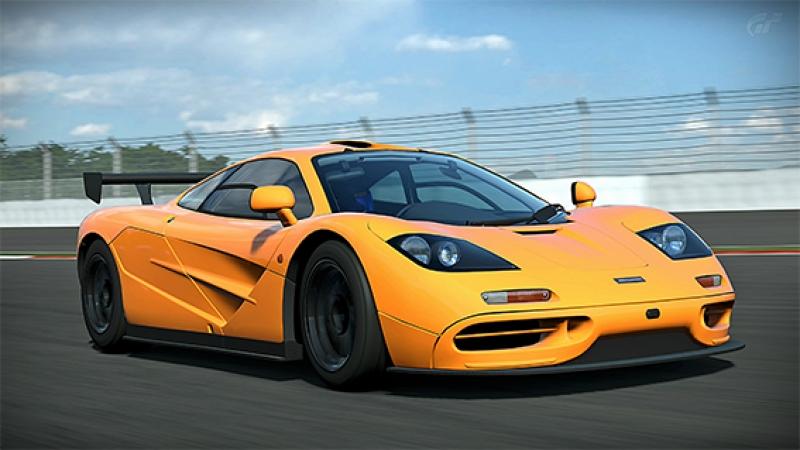 McLaren 2 F1 Spor Otomobil Kanvas Tablo