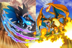 Mega Charizards 1 Pokemon Canvas Tablo Arttablo