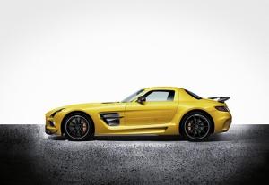 Mercedes 2 Sari Amg Spor Otomobil Kanvas Tablo