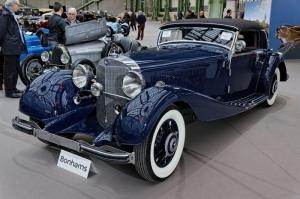 Mercedes Benz 1 Klasik Otomobiller Klasik Arabalar Eski Araclar Kanvas Tablo
