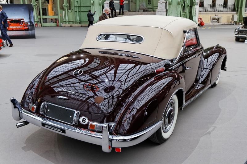 Mercedes Benz 2 Klasik Otomobiller Klasik Arabalar Eski Araclar Kanvas Tablo