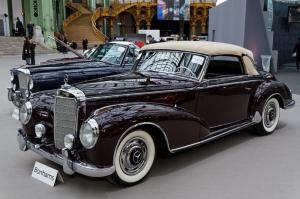 Mercedes Benz 3 Klasik Otomobiller Klasik Arabalar Eski Araclar Kanvas Tablo