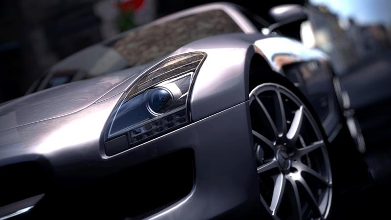 Mercedes Benz Spor Otomobil Araçlar Kanvas Tablo