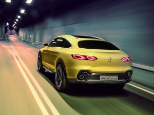 Mercedes Suv Konsept Otomobil Araçlar Kanvas Tablo