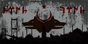 Metehan\'nın Torunları, Doğunun ve Batının Hakimi-98 Türk Temalı Kanvas Tablo