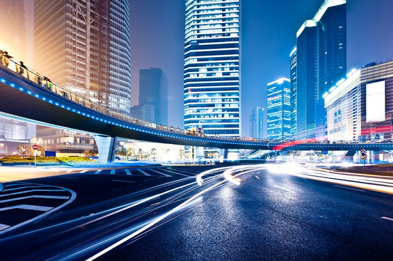 Metropol Şehir Dünyaca Ünlü Şehirler Kanvas Tablo