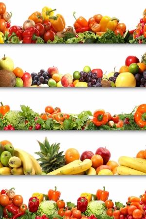 Meyve Reyonu Fotoğraflarıı 2 Lezzetler Kanvas Tablo