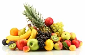 Meyveler Lezzetler Kanvas Tablo