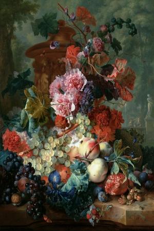 Meyveler ve Sebzeler 9 İç Mekan Dekoratif Kanvas Tablo