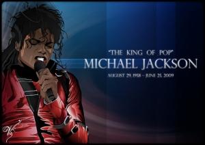Michael Jackson Pop Popüler Kültür Kanvas Tablo