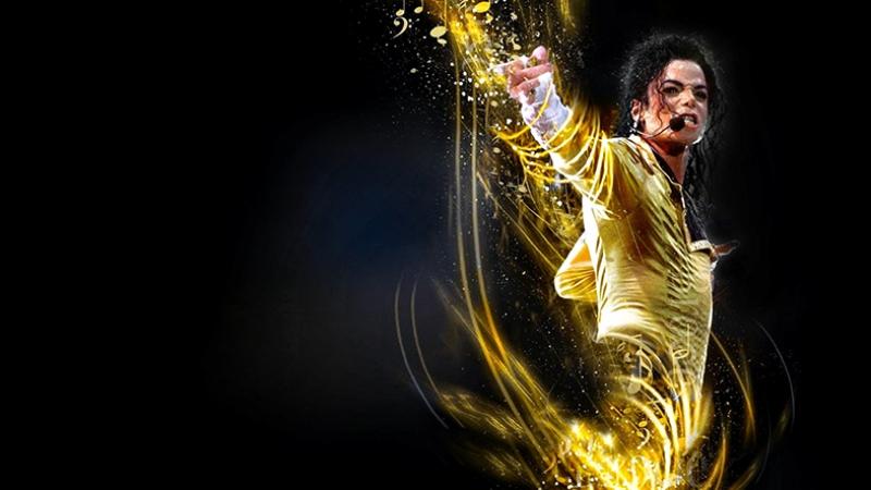 Michael Jackson Ünlü Yüzler Kanvas Tablo 12