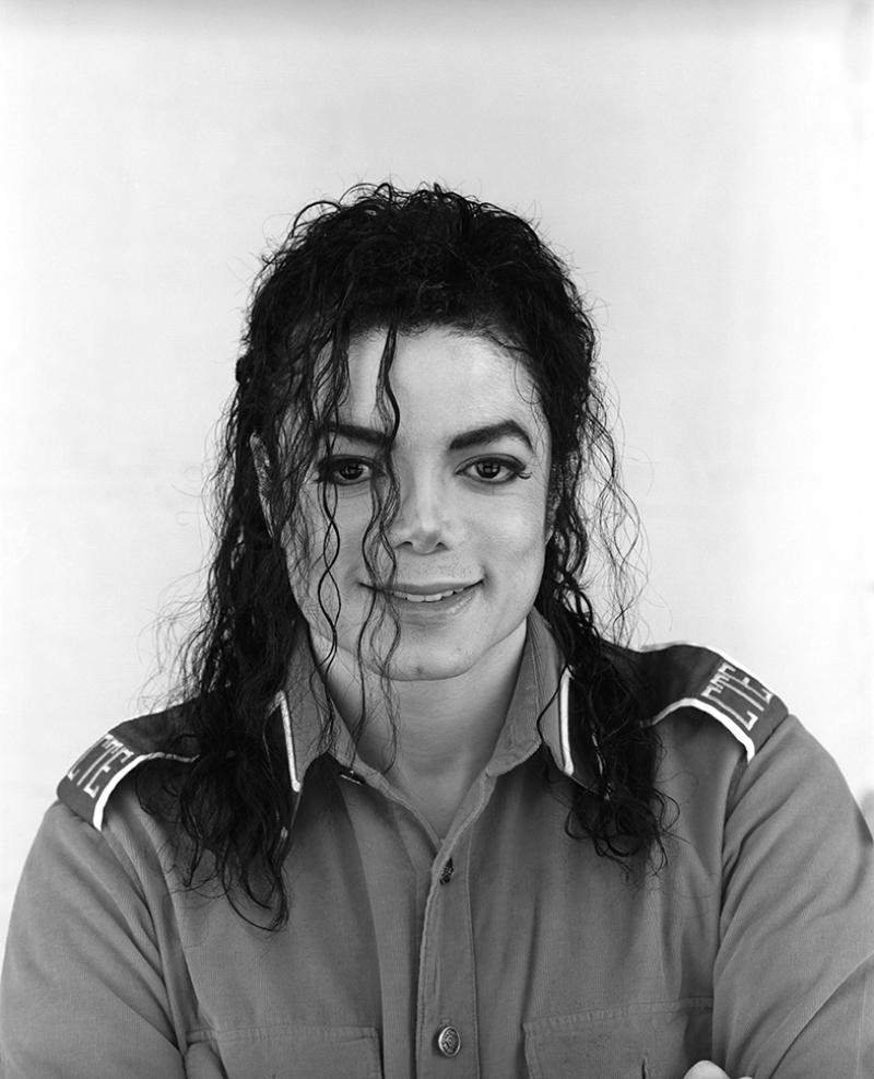 Michael Jackson Ünlü Yüzler Kanvas Tablo 13