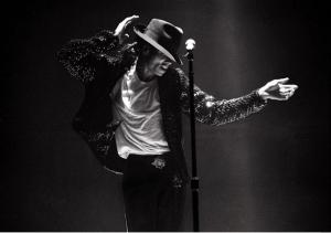 Michael Jackson Ünlü Yüzler Kanvas Tablo 2