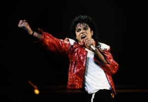 Michael Jackson Ünlü Yüzler Kanvas Tablo 4