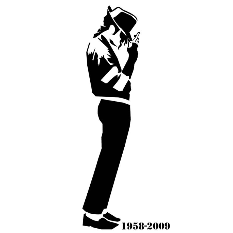 Michael Jackson Ünlü Yüzler Kanvas Tablo 9