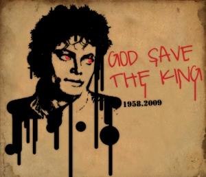 Michael Jackson Ünlü Yüzler Kanvas Tablo