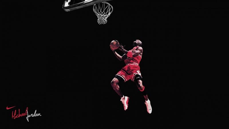 Michael Jordan Chicago Bulls-10 Kanvas Tablo