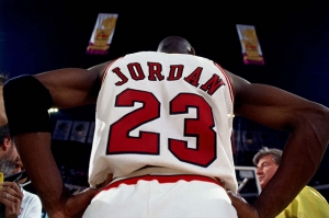 Michael Jordan Chicago Bulls-2 Kanvas Tablo