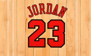 Michael Jordan Chicago Bulls-3 Kanvas Tablo