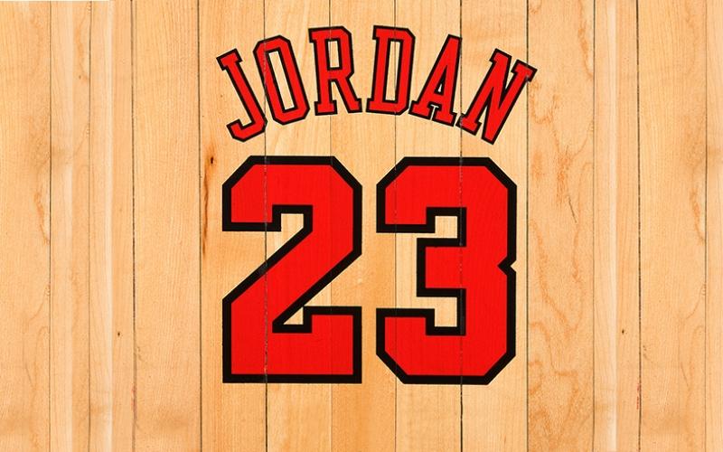 Michael Jordan Chicago Bulls-3 Kanvas Tablo