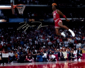 Michael Jordan Chicago Bulls-5 Kanvas Tablo