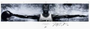 Michael Jordan Nike Chicago Bulls-11 Kanvas Tablo