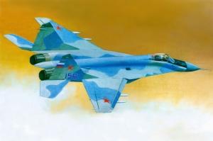 Mig 29k Rusya Savas Ucaklari 4 Yagli Boya Sanat Kanvas Tablo