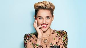 Miley Cyrus Ünlü Yüzler Kanvas Tablo