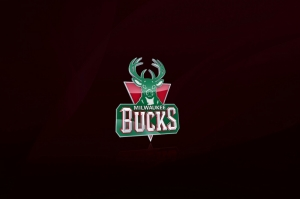 Milwaukee Bucks Nba Basketbol Logo Kanvas Tablo