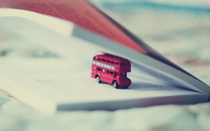 Minimal Londra Fotoğraf Kanvas Tablo