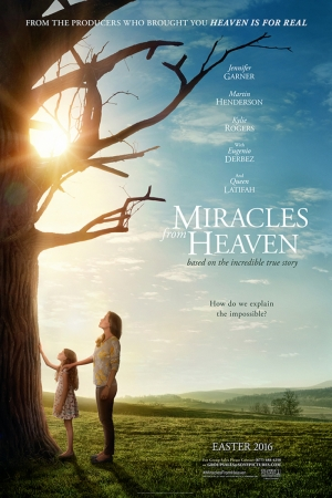 Miracle From Heaven Film Afişi Sinema Kanvas Tablo